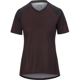 Giro Roust Jersey Dames, ox blood